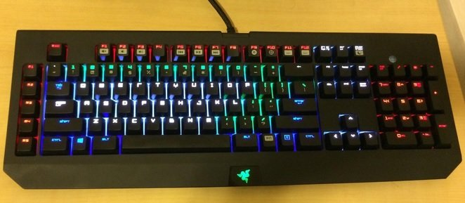 Razer Chroma Mechanical Keyboard
