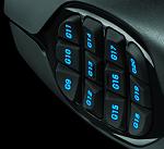 Logitech G600 Thumb