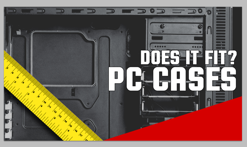 PC Case Height Clearance