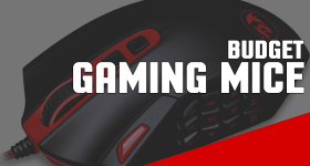 4 Good and Cheap Gaming Mice for the Money 2016