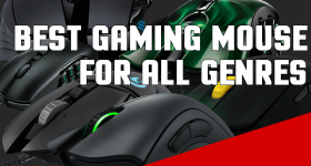 Best PC Gaming Mouse for All Genres 2016