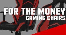 Best PC Gaming Ergonomic Office Chairs 2016