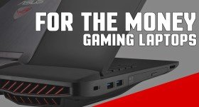 Best Budget Gaming Laptops for the Money 2016