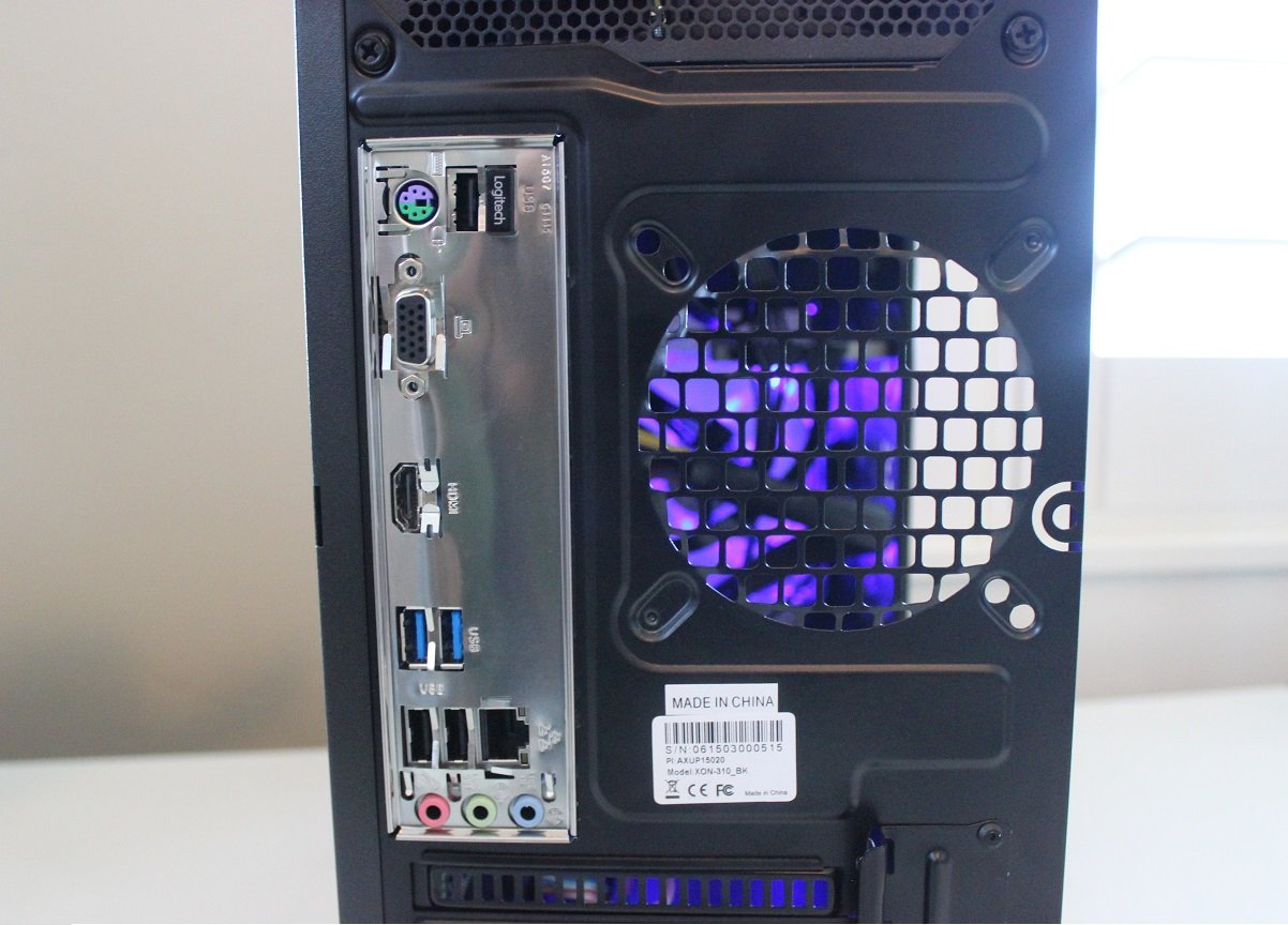 Cheap $25 Gaming Case