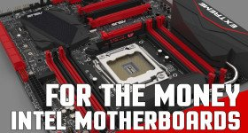 Best Intel PC Gaming Motherboards for the Money 2016