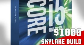 Build a Good Skylake GTX 1070 Gaming PC for Under $1,000 2016