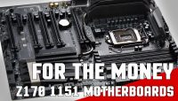 Good Z170 1151 Motherboards for Gaming