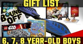 Best Christmas Gifts for Boys Ages 6-8 2016
