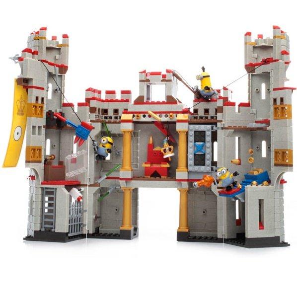 megabloks castle adventure lego alternative