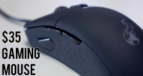 Tek Syndicate Standard Issue – Budget FPS Gaming Mouse