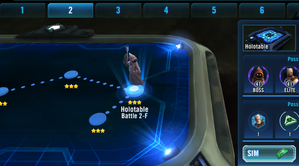 Grab Old Ben from Cantina Battles as soon as you can and place him as your lead in squad arena.