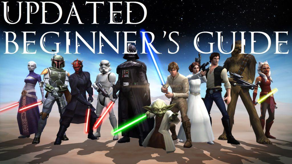 Star Wars Galaxy of Heroes