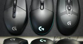 Logitech G Pro Mouse Review –  G100s Gets an Upgrade