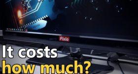 Pixio PX277 Monitor Review – Good 1440p Budget FreeSync Option