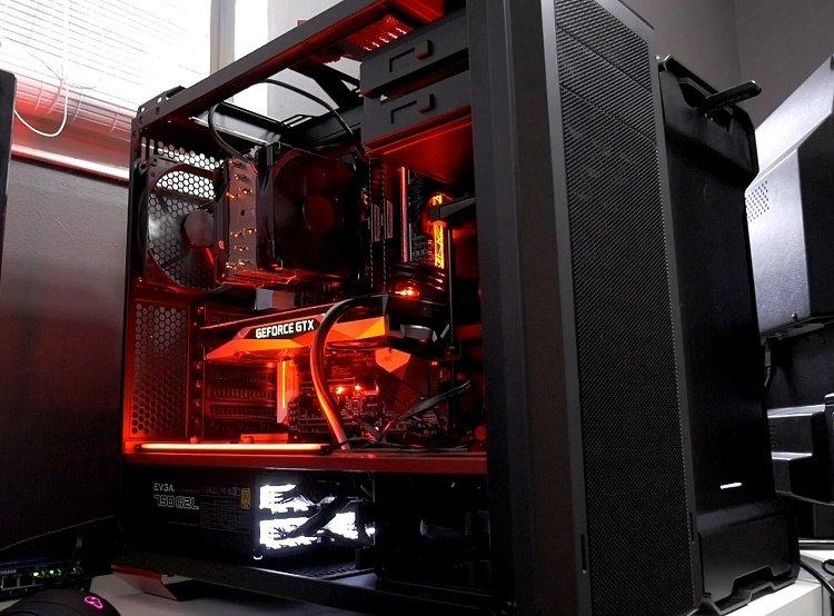 AMD RYZEN PC R7 1700 1800x Processor 1080