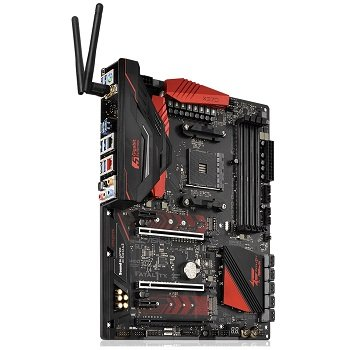 ASRock Fatal1ty X370 Professional Gaming (Under $250)