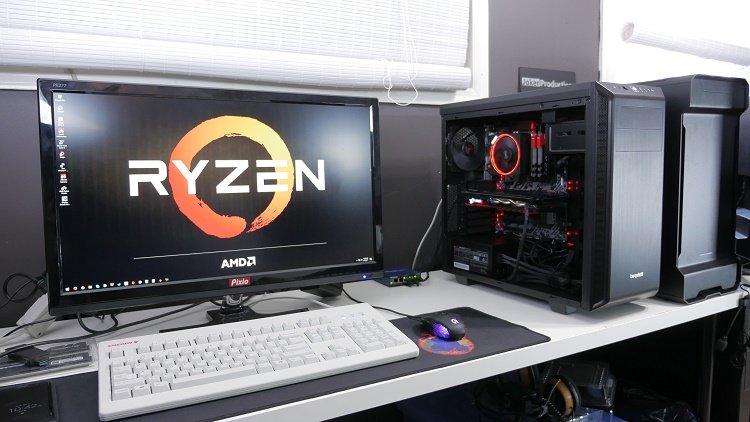 Ryzen 5 PC Build