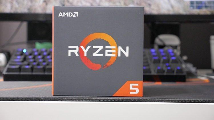 Ryzen 5 vs i5 Performance comparison
