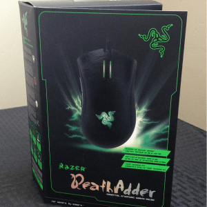 Razer DeathAdder 2013 Box
