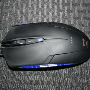 E-Blue Mouse Top