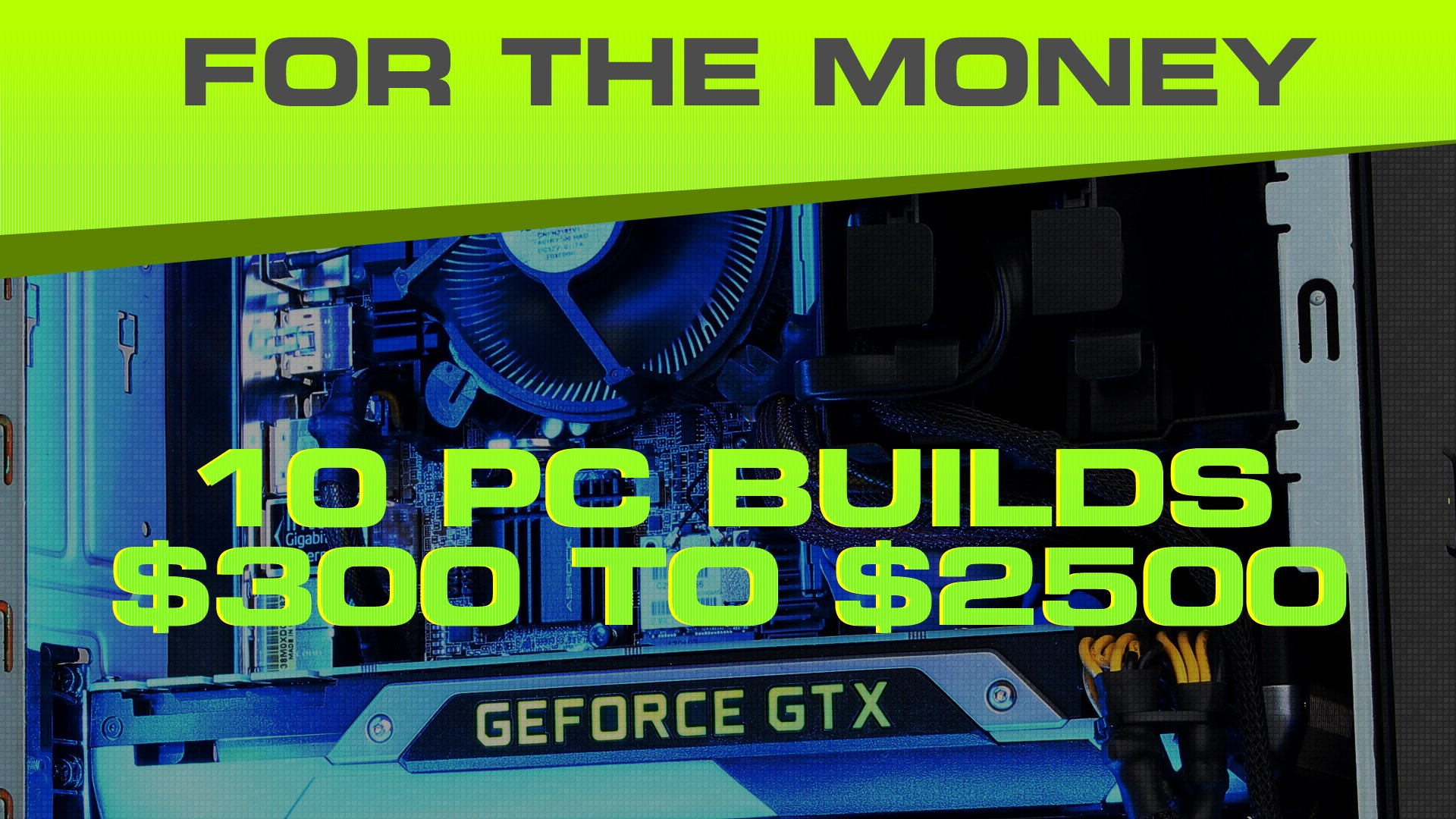 Building a Custom Gaming PC by Budget in 2017