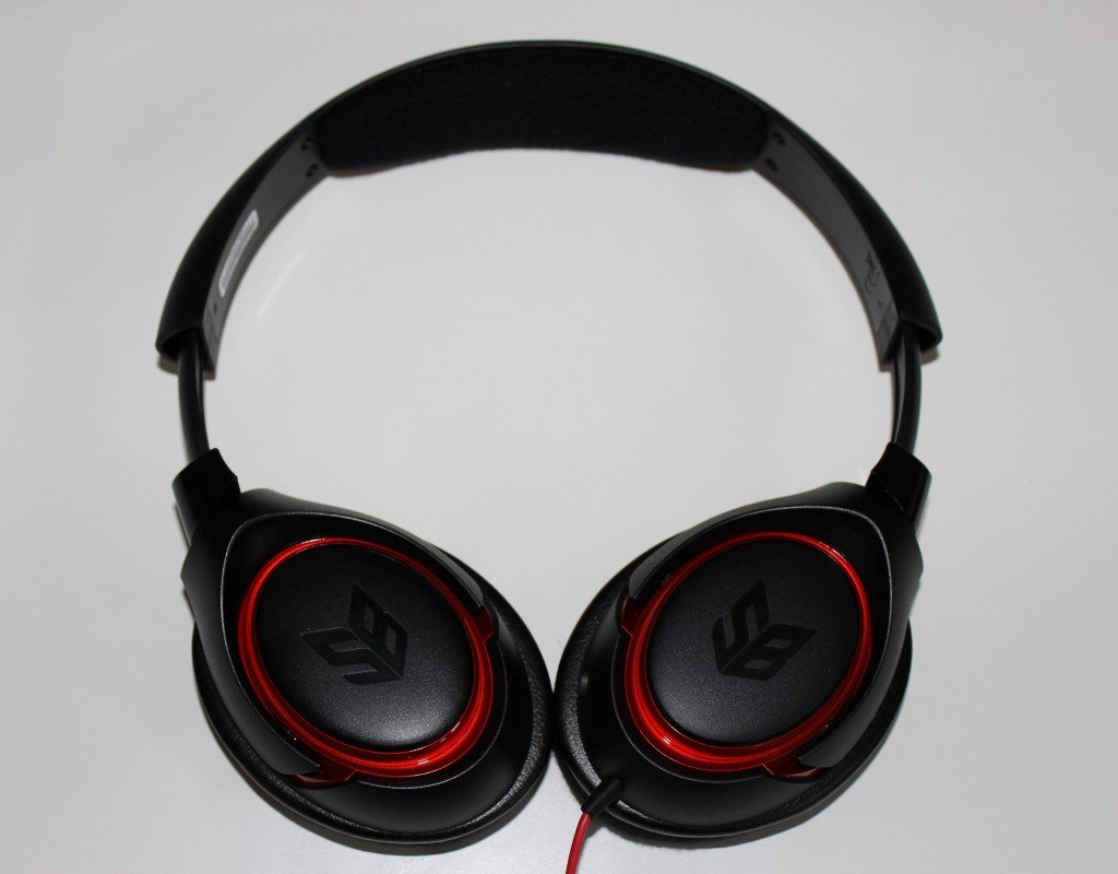 Creative Inferno Headset Red and Black