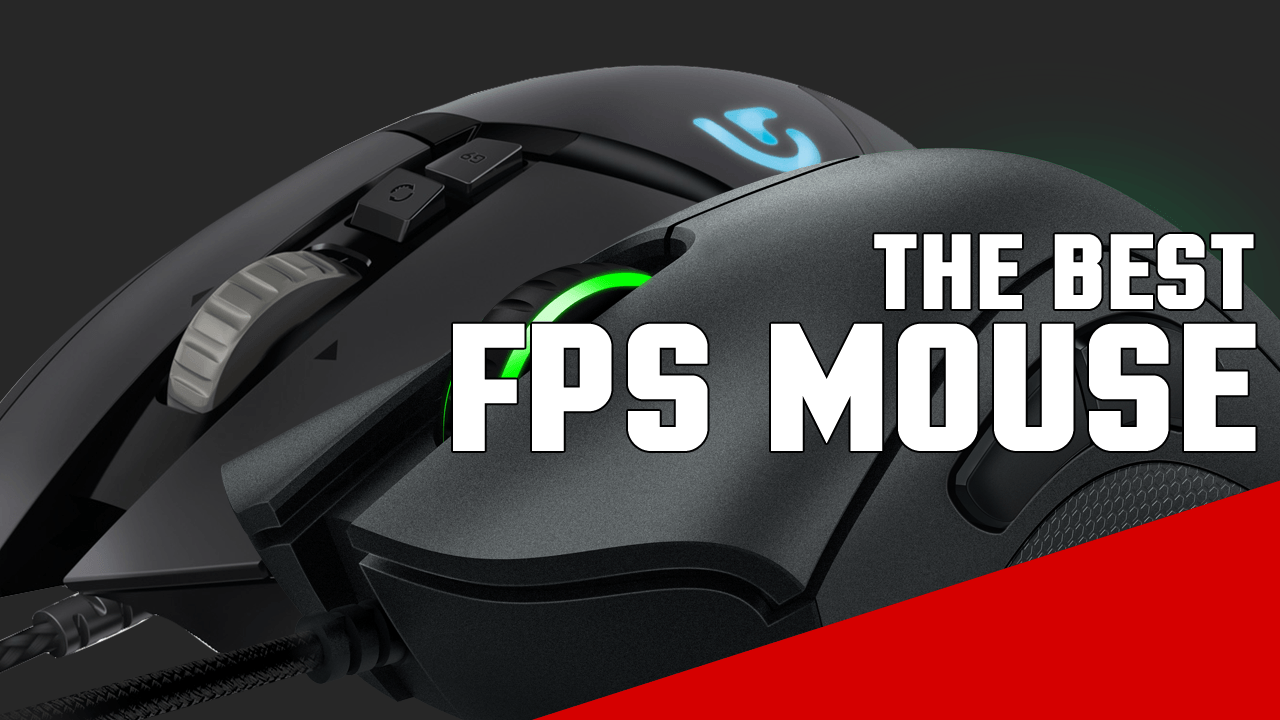 best gaming mouse for fps