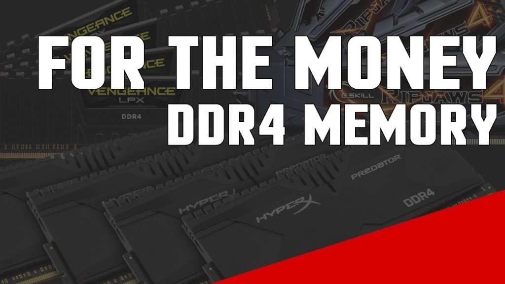 Best DDR4 Memory for $50 $100
