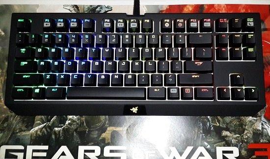 Razer Blackwidow V2 Mechanical keyboard