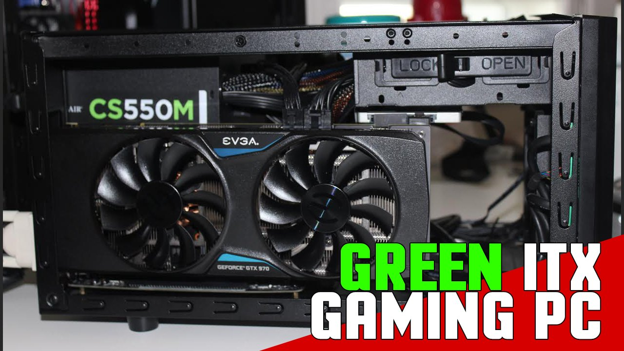 3 Budget $400 to $800 Energy Efficient Mini ITX Gaming PC Builds for 2017