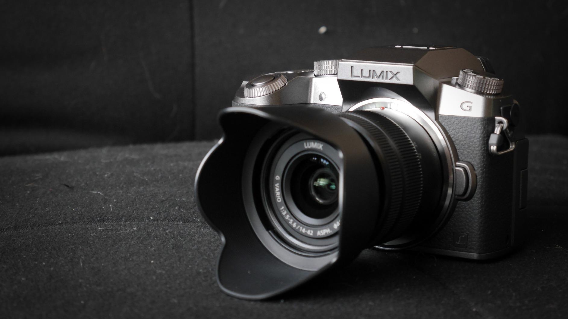 Lumix DMC-G7KK