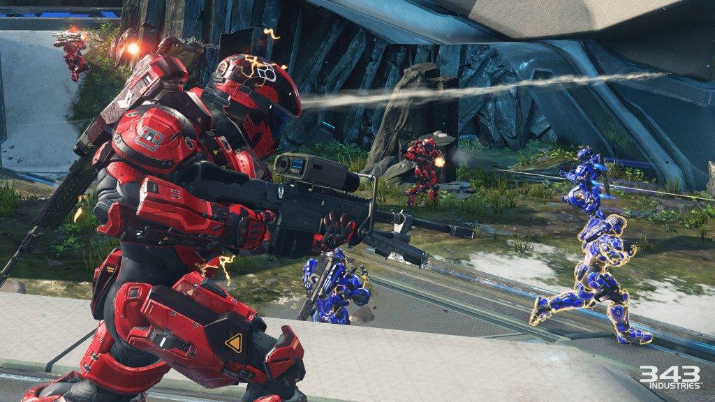 Halo 5 Arena Coliseum Guardians
