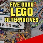 5 Cheap and Good Lego Set Alternatives for Kids