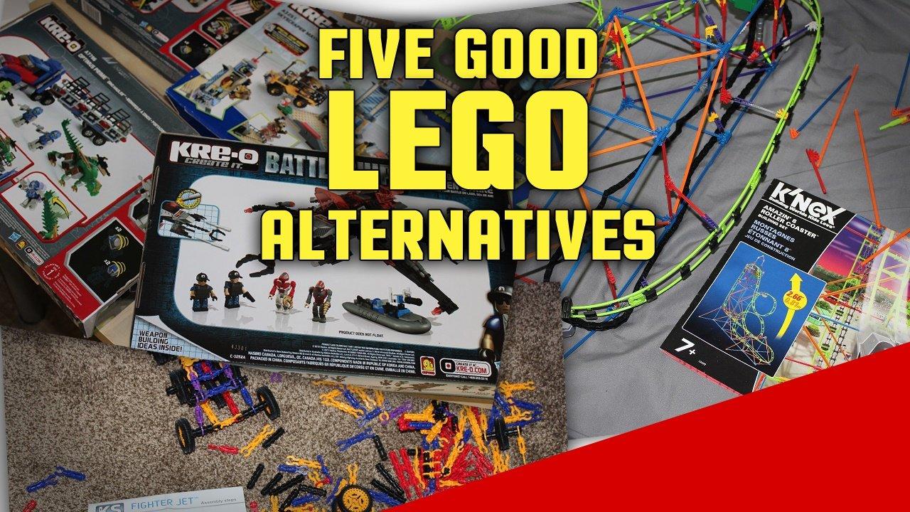 Good Lego Alternatives