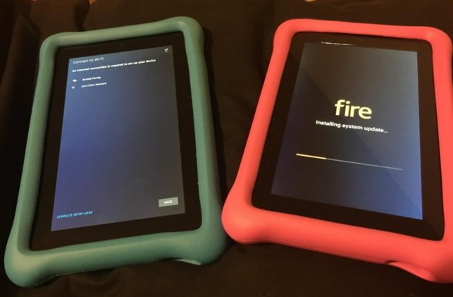 Kindle Fire Kids Version