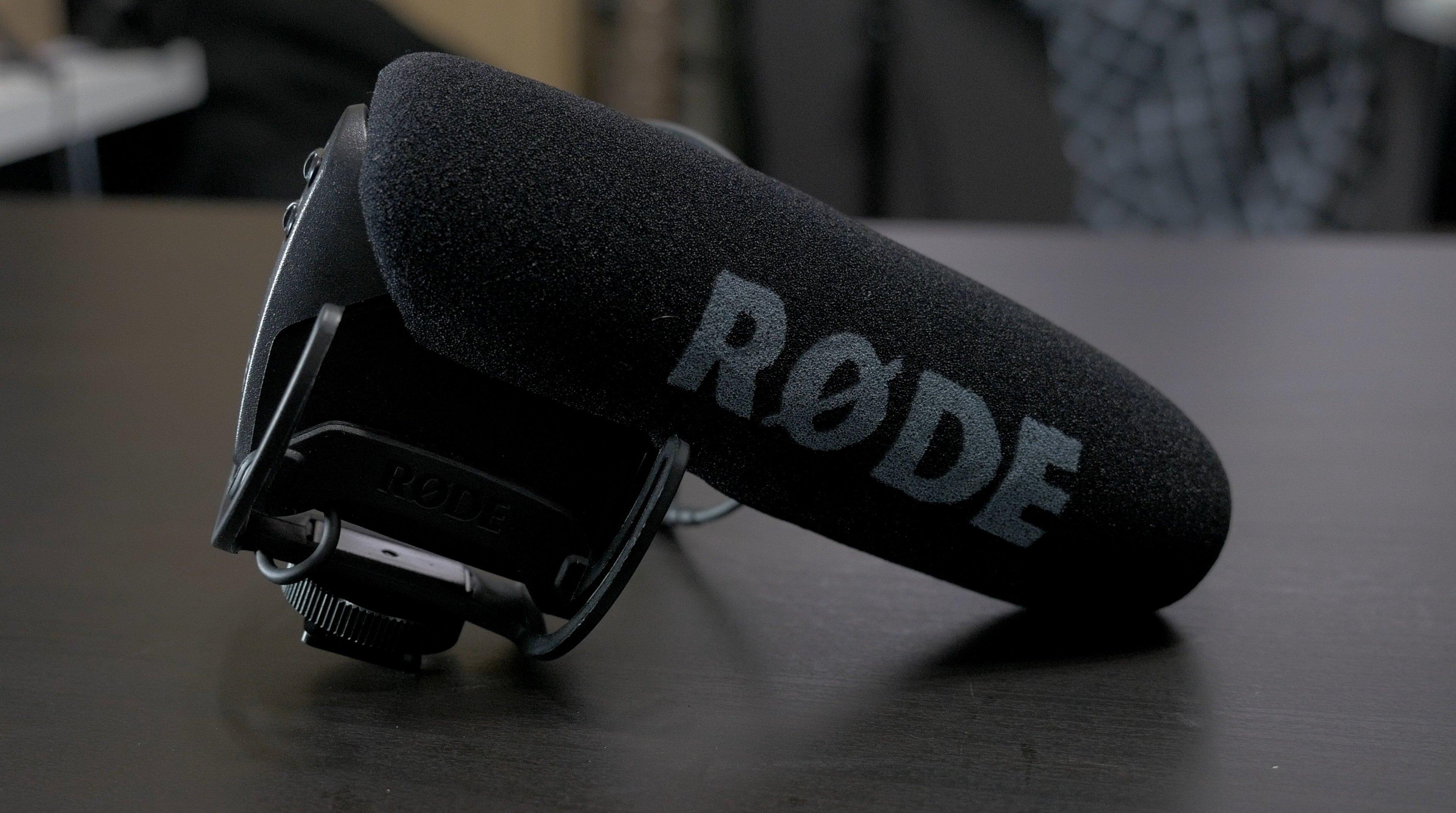 Rode VMPR Shotgun Vlog Microphone