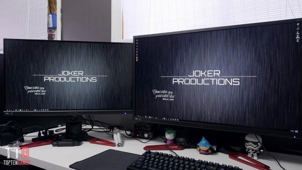 Acer XB271HK vs XB321HK