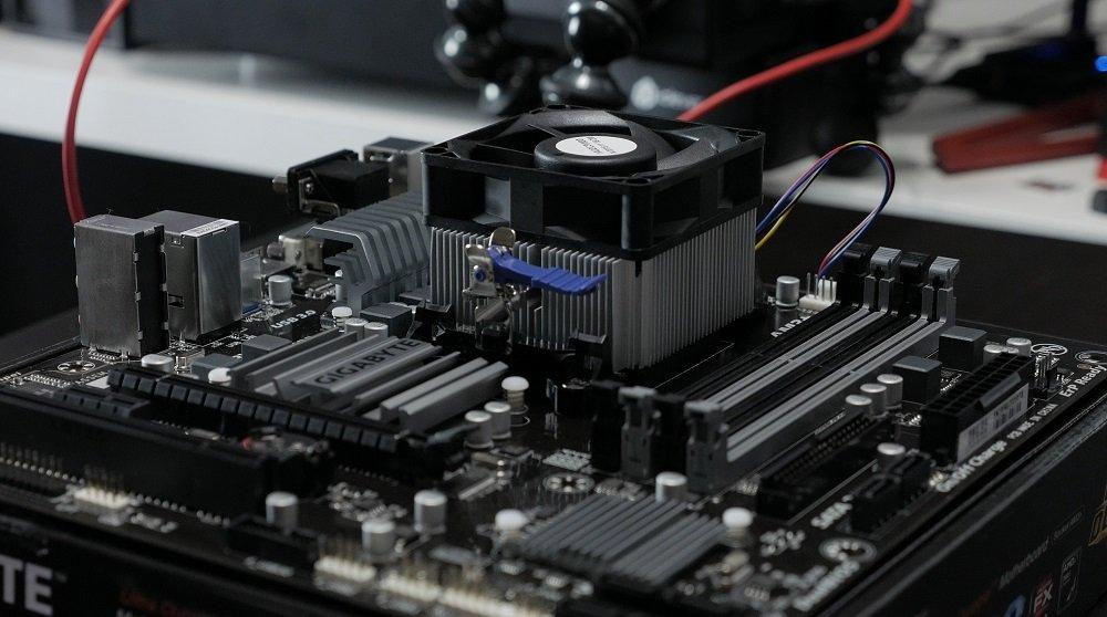 mATX motherboard
