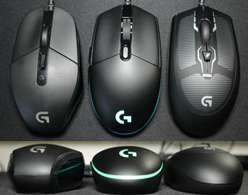 Logitech G Pro Gaming Mouse Review G100s Gets An Upgrade