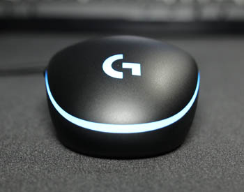 Logitech G Pro Gaming Mouse Back View