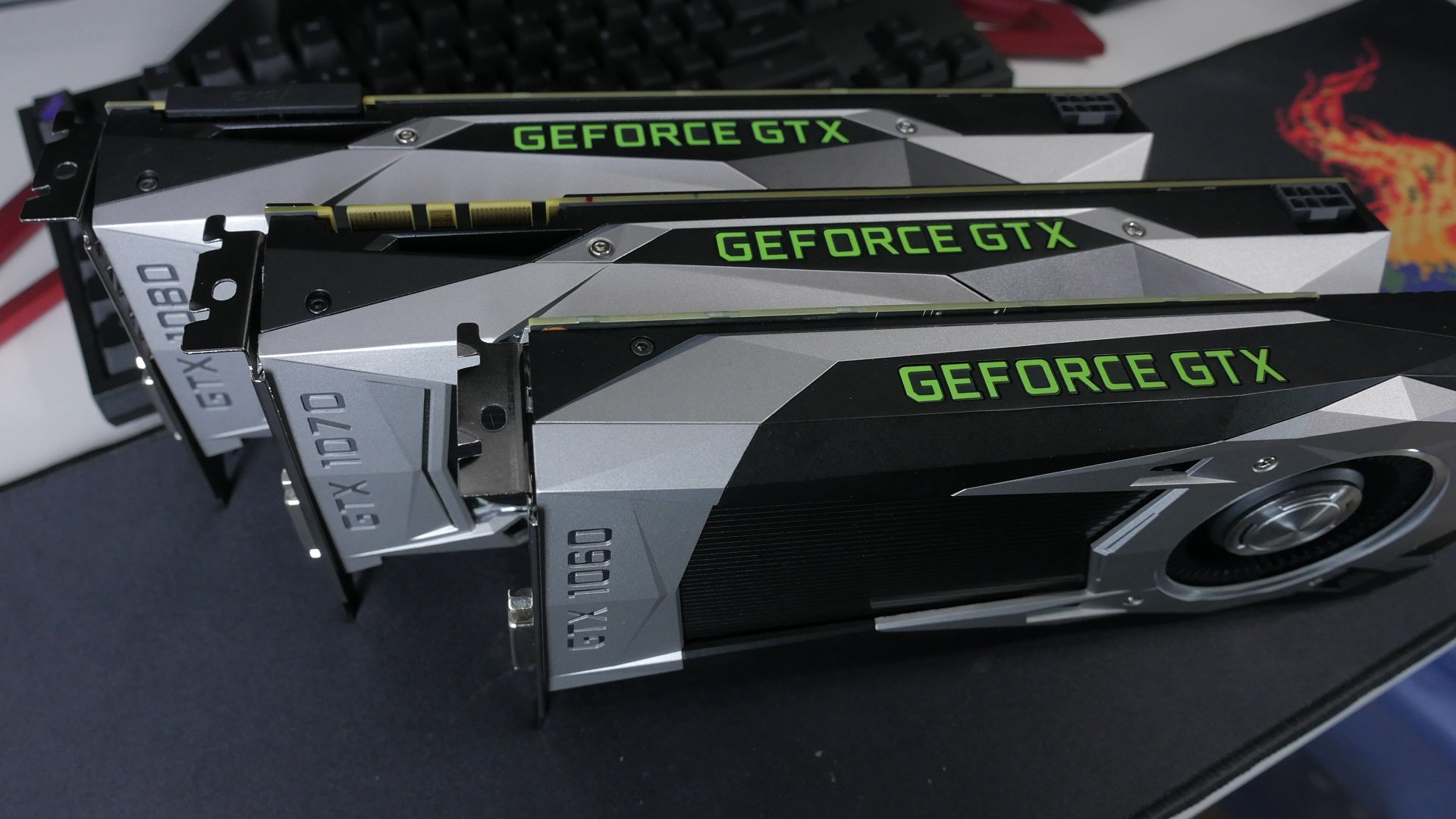 GTX 1080 vs 1070, 1060 GPU Benchmarks in 4k, 1440p, and