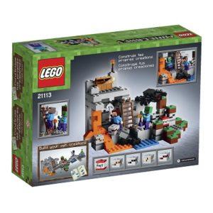 minecraft-2-lego-21113-cave-playset-minecraft-hostile-mobs