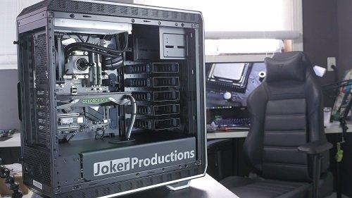 $2.000 Custom Quiet Gaming PC