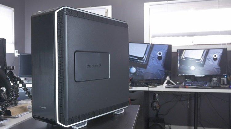 Case: BeQuiet Dark Base Pro 900