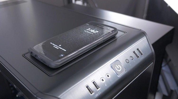 Wireless Charging Case Be Quiet