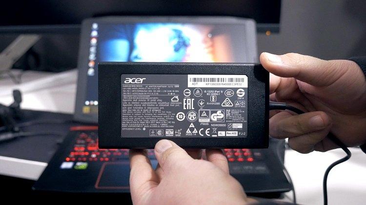 Acer Aspire VX 15 Power Brick