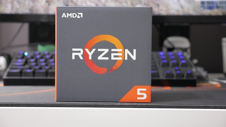 Ryzen 5 vs i5 Performance comparison