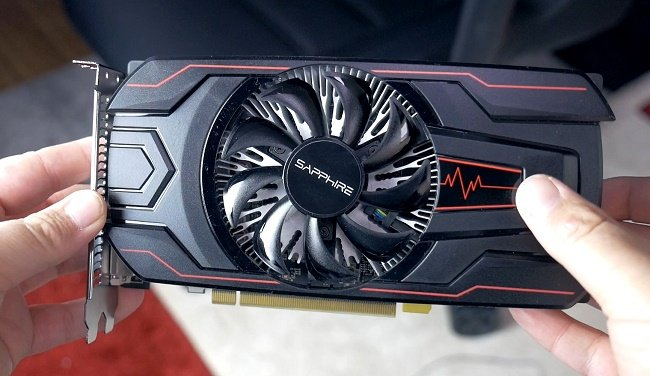 AMD RX 560 Sapphire Pulse Graphics Card