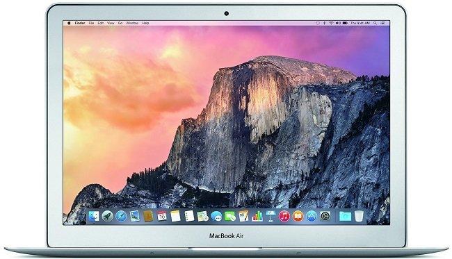 MacBook Air for Photo Editors