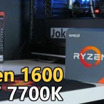 AMD Ryzen 5 1600 vs Intel i7-7700k – Are Intel Processors Still Worth It in 2017?